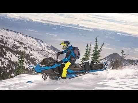 2019 Ski-Doo Mountain Accessories (видео)