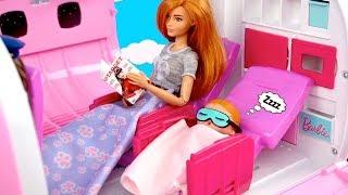 Video Barbie Doll LOL Family Morning Travel Routine in The Playground & Supermarket MP3, 3GP, MP4, WEBM, AVI, FLV Februari 2019