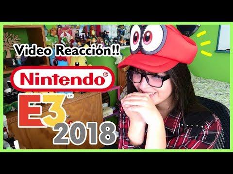 Nintendo E3 2018 - Video Reaccion!!