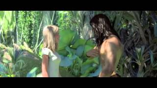 Nonton Tarzan 3d Official Full Length Trailer 2013   Kellan Lutz Movie Hd Cut Film Subtitle Indonesia Streaming Movie Download