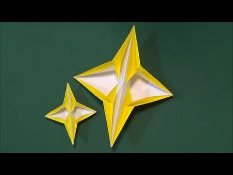 Star Tutorial - 018 -- 4pts, 3D