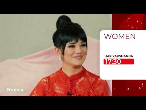 Qaysi fikrga qo'shilasiz?   Women Uzbekistan Madina Nigmatullaeva