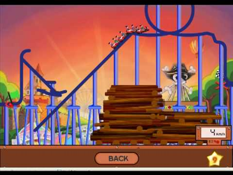 Rollercoaster creator level 9