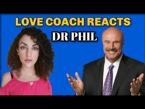 SIGNS OF ABUSIVE RELATIONSHIP - Love Coach Reacts Dr PHIL @LayanBubbly