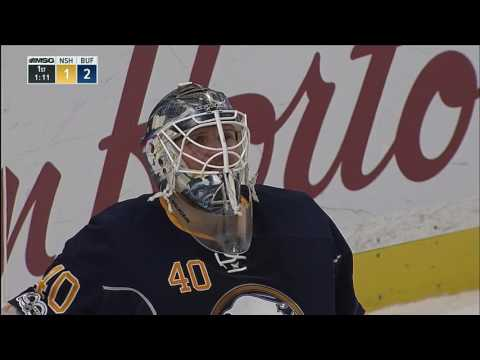 Lehner challenges but can't stop Fisher from scoring