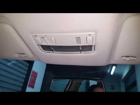 Conversione illuminazione interna da alogena a LED Volkswagen Polo aw 2g mk6