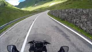 10. Transfogarian Road on V-Strom 1000