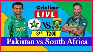 Live Cricket Match Today sa v pak 3 rd match | cricket live Score Only