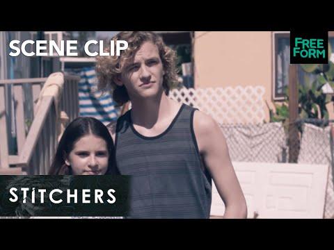 Stitchers | Season 3, Episode 5: Camille Reflects On Her Childhood | Freeform