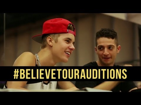 JUSTIN BIEBER BELIEVE TOUR - ONLINE DANCE AUDITIONS %5BDS2DIO%5D 