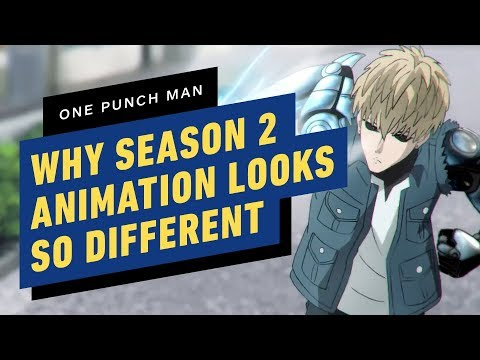 Why One-Punch Man Season 2's Animation Is So Different - Thời lượng: 2 phút, 24 giây.