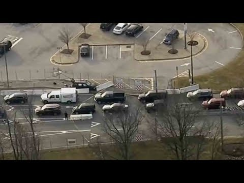 At least 3 reportedly shot outside NSA headquarters in Maryland, US