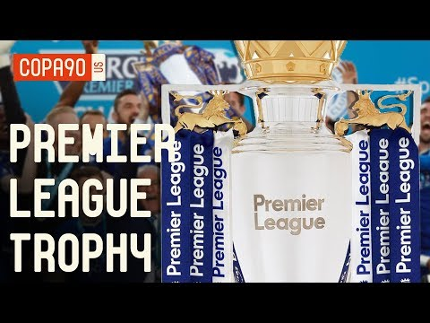 7 Things You Didn't Know About The Premier League Trophy