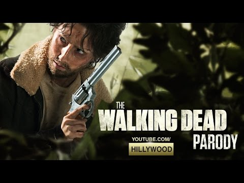 The Walking Dead Parody by The Hillywood Show