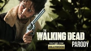 The Walking Dead : La Parodie