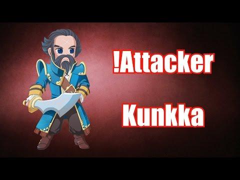 !Attacker - Kunkka 6300mmr | Dota 2 Ranked Gameplay