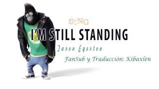 Video SING ~ Taron Egerton - I'm Still Standing (SING 2016 Soundtrack) Sub: Español + Inglés HD MP3, 3GP, MP4, WEBM, AVI, FLV April 2019