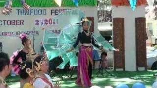 Taste Of Thailand - Thai Festival Cultural Dance