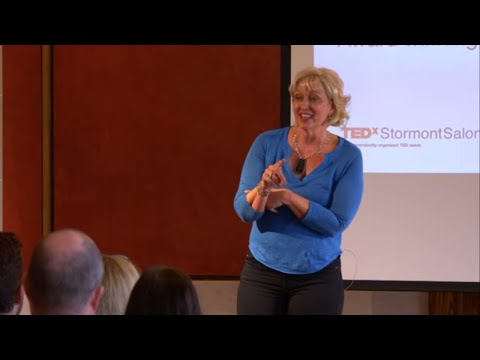 Happiness is a Choice. Get Inspired by Your Failures.  | Jennifer Rawlings | TEDxStormontSalon
