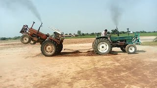 FIAT 640 VS FIAT 640 Tractor Tochan in Pakistan