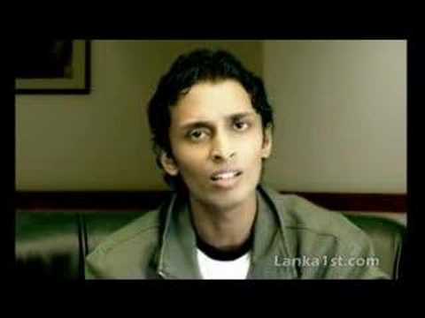 sri lankan music video – centigradz – pehesara obe adare
