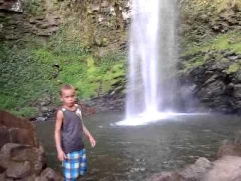 Ferias com Meu Filho - Cachoeira Chuva de Prata - Reserva do Cabaçal MT