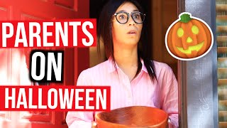 THINGS PARENTS DO ON HALLOWEEN | MYLIFEASEVA by MyLifeAsEva