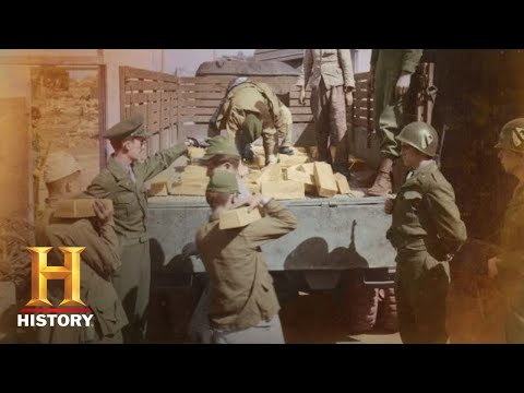 The Lost Gold of WWII: SHOCKING EVIDENCE of Covert U.S. Military Operations (Season 2) | History