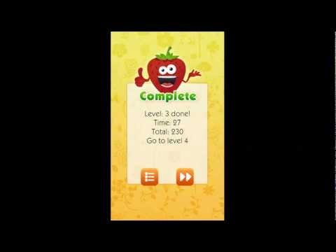 Video of Fruits Games - Exercise Memory