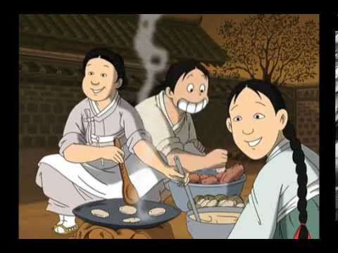 서울 사람의 하루 Daily Life in Seoul during the Joseon Dynasty