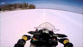 2. 2013 Ski-doo TNT 800 E-tec vs. 2015 Polaris Rush 800 Pro-S #2