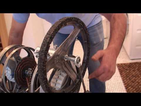 Kraftwerk CL ,   Kraft der Gleichheit ,  saubere Energie,perpetum mobile,free energy (видео)
