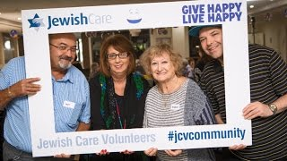 This video was produced to say thank you to all our volunteers who help us to make a real difference to the lives of people in the Victorian Jewish community.