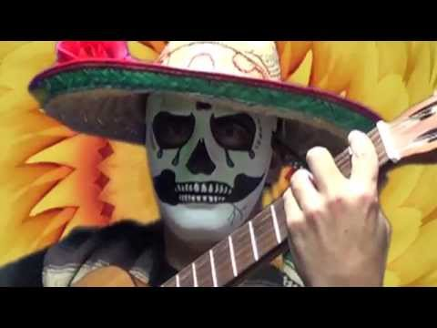 Dia De Los Muertos (Day of the Dead) from Worldwide Horror album by In A World