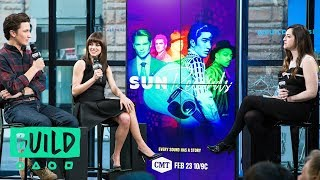 Margaret Anne Florence And Drake Milligan Discuss Their Show Sun Records