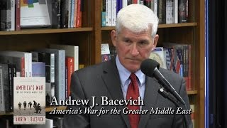 "Download Lagu Andrew J. Bacevich, ""America's War for the Greater Middle East"" Mp3"
