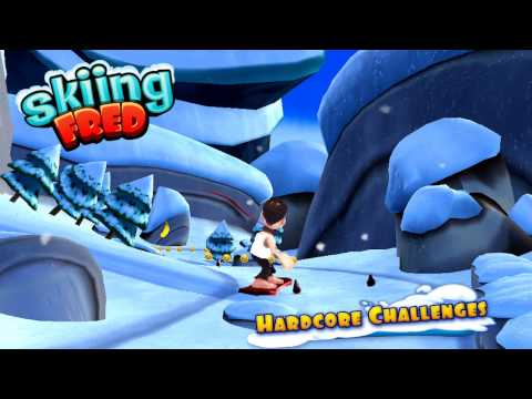 Video of Skiing Fred