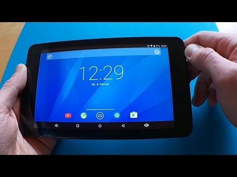 Alldaymall A88T Pro Tablet PC - Günstiges 59€ Android 16GB Tablet // Vorstellung & Test