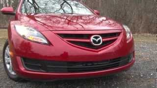 2012 Mazda MAZDA6 - Drive Time Review With Steve Hammes