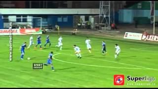Super liga 2015/16: 8.Kolo: Novi Pazar - Rad 1:0 (1:0)