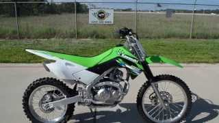 2. Review: 2013 Kawasaki KLX140L Recreational Dirt bike
