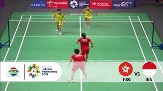 Video HKG v INA – Badminton Beregu Putri: Highlight Partai Kedua - Set Pertama   Asian Games 2018  1117 MP3, 3GP, MP4, WEBM, AVI, FLV Agustus 2018