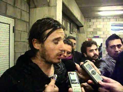 Campestrini en entrevista