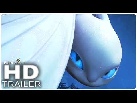 HOW TO TRAIN YOUR DRAGON 3 Trailer Español (2019)