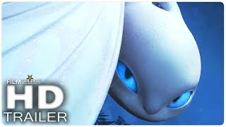 Video HOW TO TRAIN YOUR DRAGON 3 Trailer Español (2019) MP3, 3GP, MP4, WEBM, AVI, FLV Januari 2019