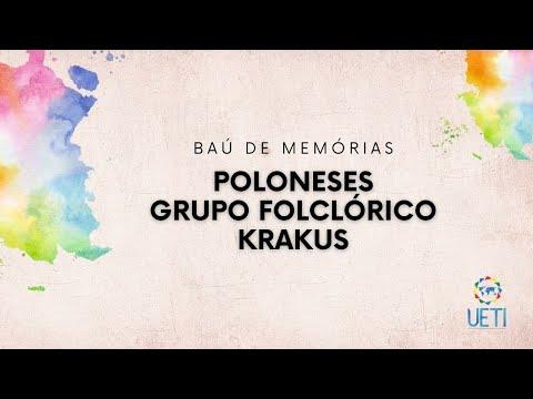 Baú de Memórias UETI - Baile 2010 - Poloneses - Grupo Folclórico Krakus.
