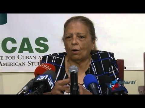 Marta Beatriz Roque: Obama no podrá ver la realidad del pueblo cubano