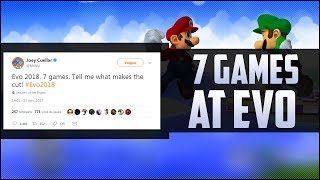Armada's thoughts on 7 games at EVO