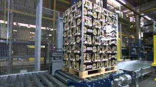 Technoplat 3000 Αυτόματη τυλιχτική παλετών