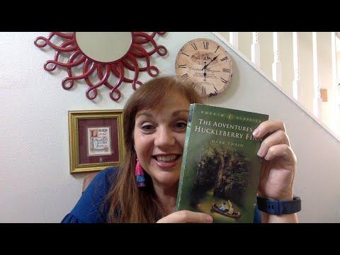 "Read Along ""The Adventures of Huckleberry Finn"" Ch. 13-14"